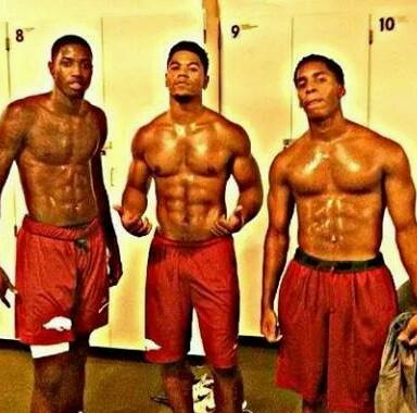 Cute sexy black boys