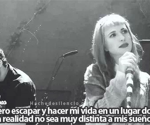frases, Dream, and paramore image