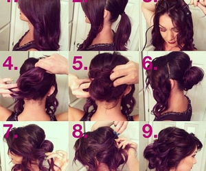 Easy, guide, and hair image