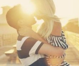 hold me tight, shining, and kissing image