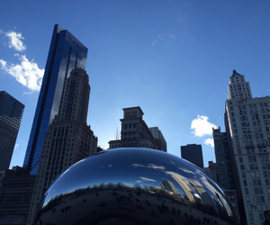 bean, chicago, and beautiful image