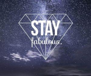 diamond, fab, and fabulous image