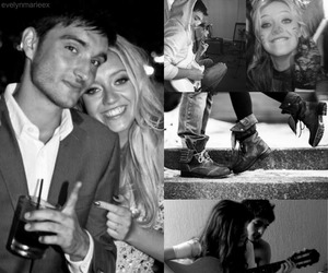 couple, tw, and tom parker image
