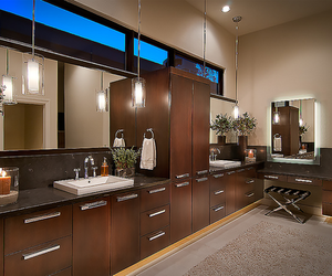 bathroom, luxury, and design image