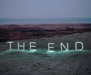 end and love image