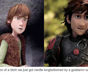 funny, lol, and how to train your dragon image
