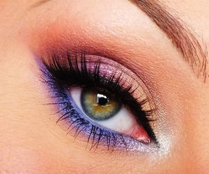 belleza, colores, and eye image