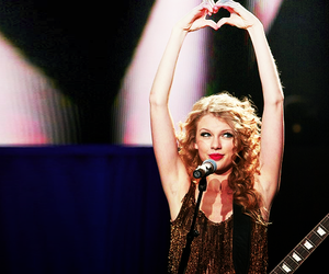 Taylor Swift, concert, and girl image