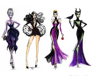 maleficent, disney, and ursula image