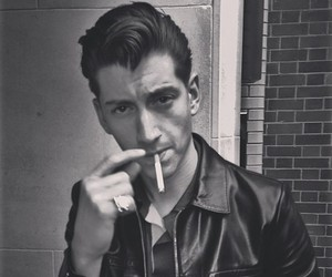 alex turner, arctic monkeys, and Hot image