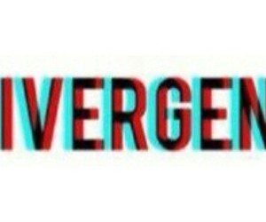 divergent, overlay, and transparent image