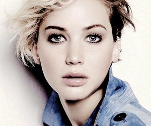 Jennifer Lawrence, actress, and hair image