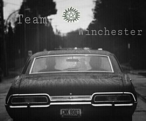 wallpaper, winchester, and supernatural image