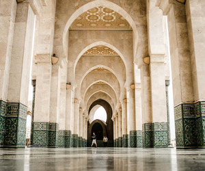 morocco, Casablanca, and mosque image