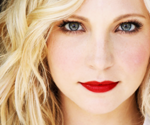 actress, the vampire diaries, and candice accola image