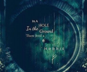 hobbit, lord of the rings, and shire image