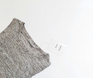 acne, fashion, and grey image