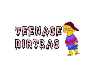 hipster, indie, and lisa simpson image