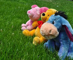 winnie the pooh, disney, and piglet image