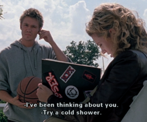 one tree hill, quotes, and funny image