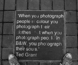 quotes, soul, and black and white image