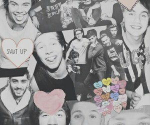 5sos, 1d, and 5 seconds of summer image