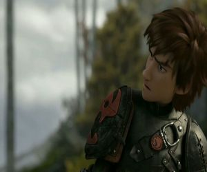 animation, hiccup, and how to train your dragon image