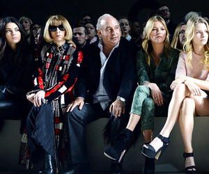 kate moss, Anna Wintour, and kendall jenner image