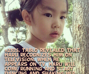 fact, tablo, and haru image