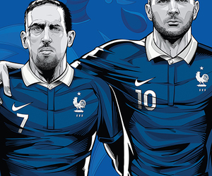 france, world cup, and karim benzema image