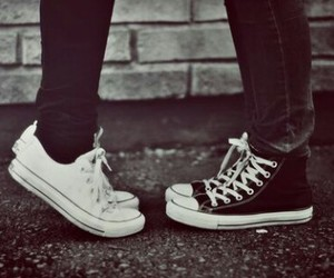all star, black, and white image