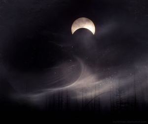awesome, beautiful, and dark image