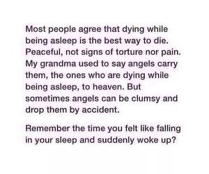 angel, die, and heaven image