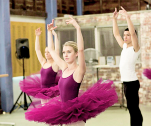 ABC, ballet, and blond image