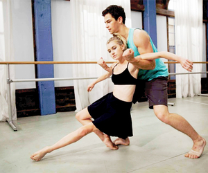 ABC, grace, and ballet image