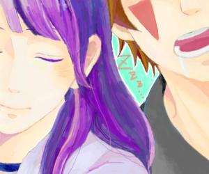 naruto shippuden, hinata hyuuga, and couple anime image