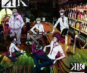 bar, happy days, and mikoto suoh image