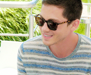 logan lerman, sexy, and percy jackson image