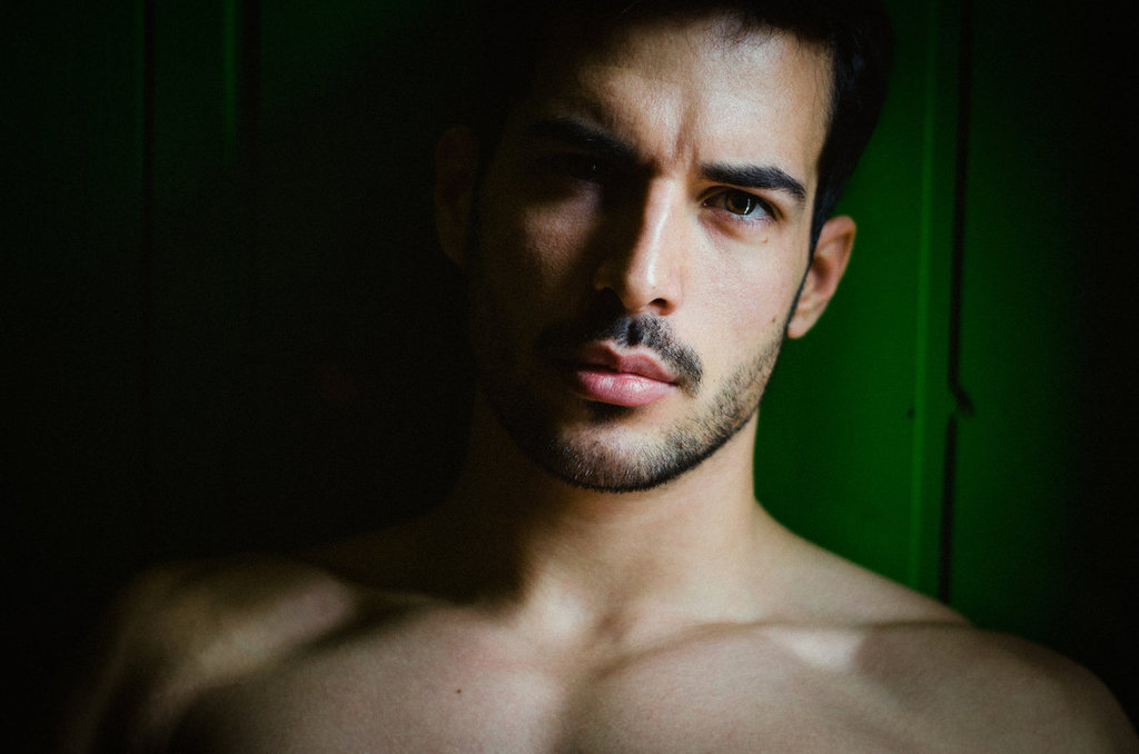 guy, lips, and perfect image