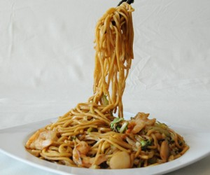 like, noodles, and pasta image