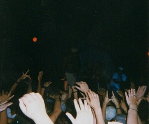 party, grunge, and concert image