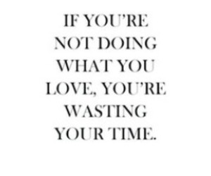 quote, time, and true image