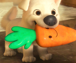 bolt, disney, and dog image