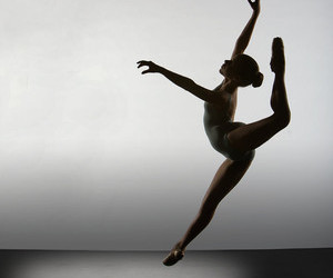 beautiful, black, and dance image