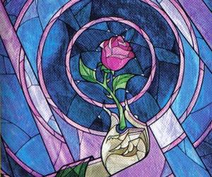 fairytale, flower, and princess image