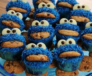 creative, cupcakes, and cute image