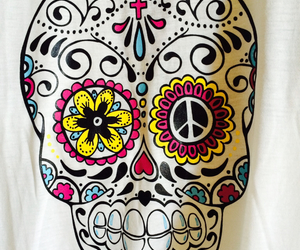 beautiful, calavera, and mexico image