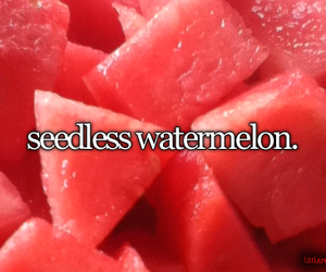 watermelon and summer image