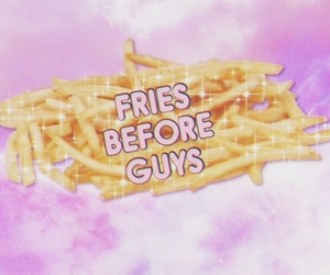 fries, guys, and indie image