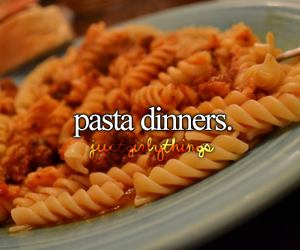 pasta, food, and dinner image